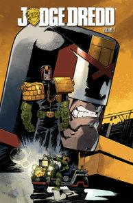 Judge Dredd Volume 3