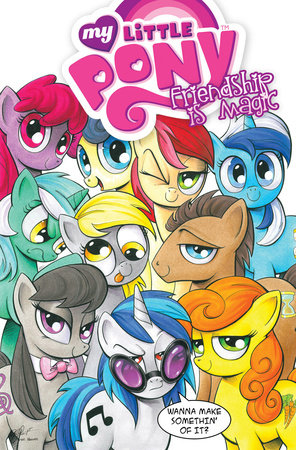 My Little Pony: Friendship Is Magic Volume 3 by Katie Cook