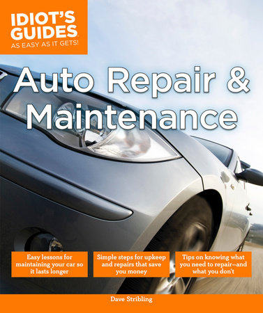 Auto Repair and Maintenance by Dave Stribling