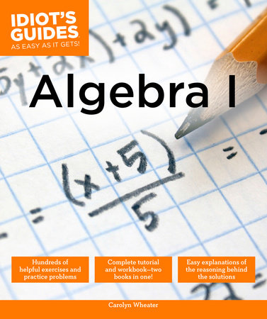 Algebra I by Carolyn Wheater
