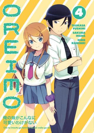 Oreimo Volume 4 by Tsukasa Fushimi