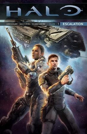 Halo: Escalation Volume 1 by Christopher Schlerf