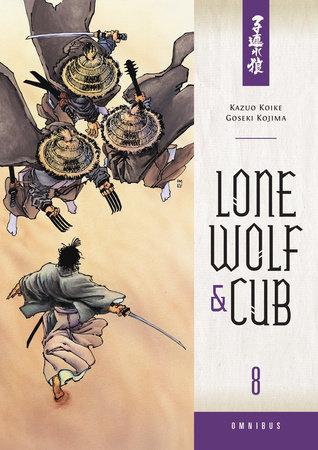 Lone Wolf and Cub Omnibus Volume 8 by Kazuo Koike and Goseki Kojima
