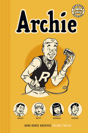 Archie Archives Volume 12 by Various