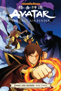 Avatar: The Last Airbender-Smoke and Shadow Part Three