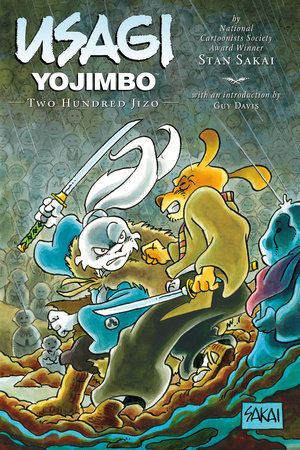 Usagi Yojimbo Volume 29: Two Hundred Jizo by Stan Sakai