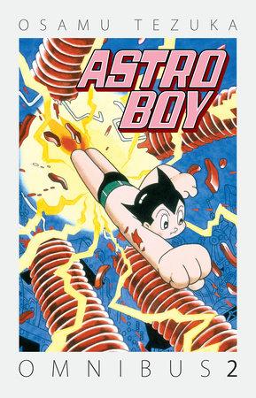 Astro Boy Omnibus Volume 2 by Osamu Tezuka