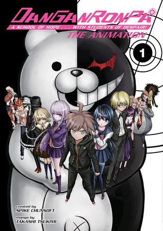 Danganronpa: The Animation Volume 1 by Spike Chunsoft