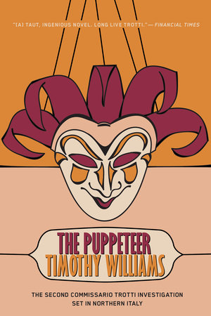 The Puppeteer by Timothy Williams