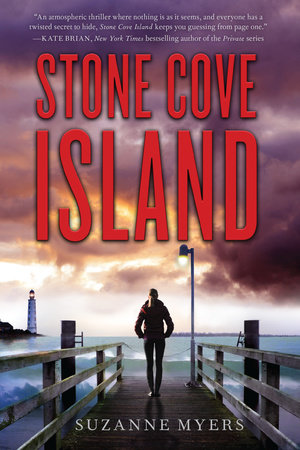 Stone Cove Island by Suzanne Myers
