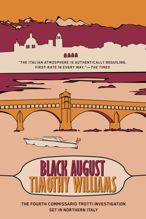 Black August by Timothy Williams