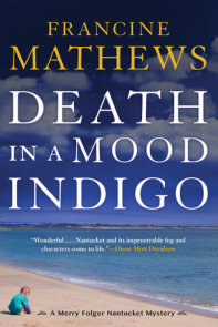 Death in a Mood Indigo