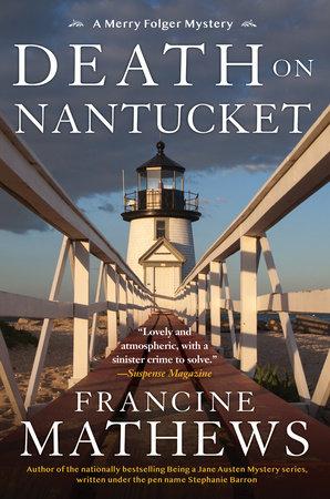 Death on Nantucket by Francine Mathews