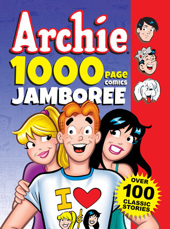 Archie 1000 Page Comic Jamboree by Archie Superstars