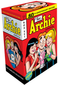 The Best of Archie Comics Books 1-3 Boxed Set