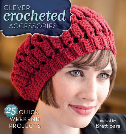 Clever Crocheted Accessories by Brett Bara