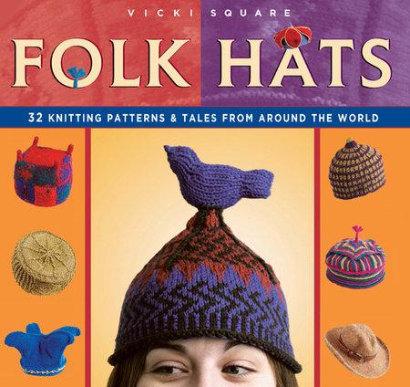 Folk Hats by Vicki Square