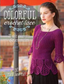 Colorful Crochet Lace