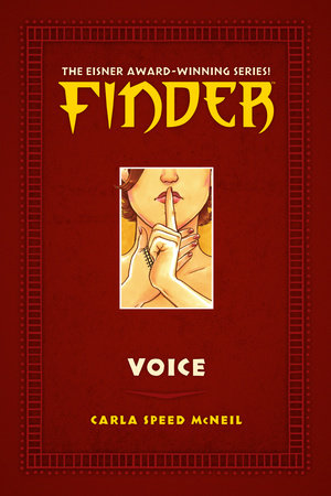Finder: Voice by Carla Speed McNeil