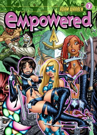 Empowered Volume 7 by Adam Warren