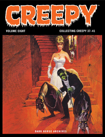 Creepy Archives Volume 8 by Various