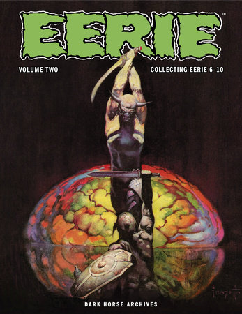 Eerie Archives Volume 2 by Various