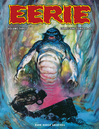 Eerie Archives Volume 3 by Various