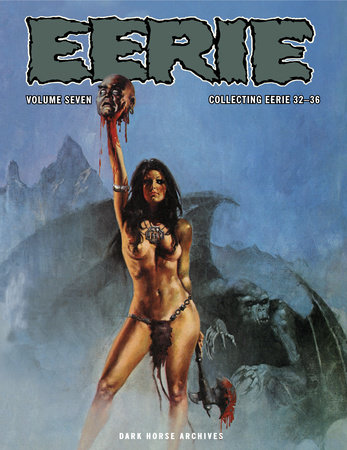 Eerie Archives Volume 7 by Various