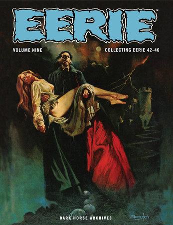 Eerie Archives Volume 9