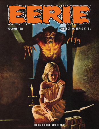 Eerie Archives Volume 10 by Various
