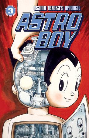 Astro Boy Volume 3 by Osamu Tezuka