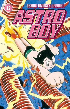 Astro Boy Volume 6 by Osamu Tezuka