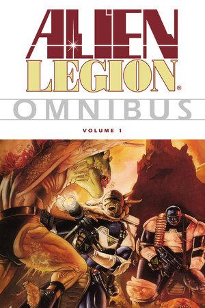 Alien Legion Omnibus Volume 1 by Various