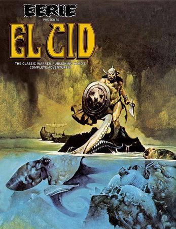 Eerie Presents El Cid by Budd Lewis