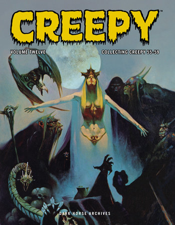 Creepy Archives vol. 12 by Various