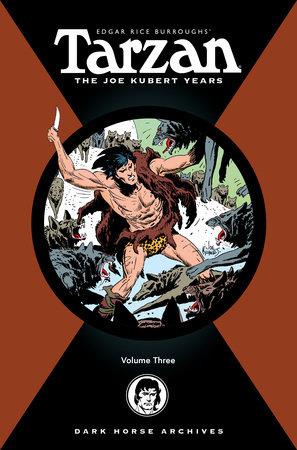 Tarzan Archives: The Joe Kubert Years Volume 3 by Joe Kubert
