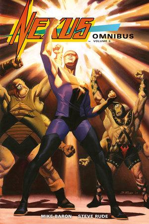 Nexus Omnibus Volume 3 by Mike Barron