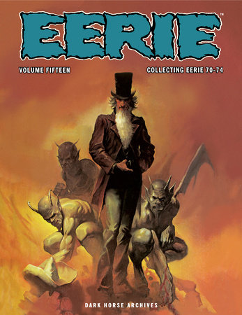 Eerie Archives Volume 15 by Various