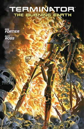 Terminator: The Burning Earth by Ron Fortier