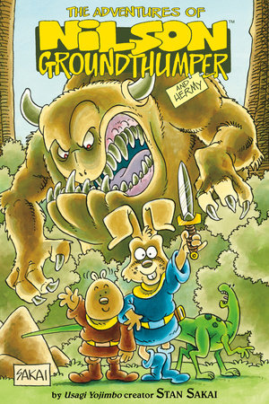 The Adventures of Nilson Groundthumper and Hermy by Stan Sakai