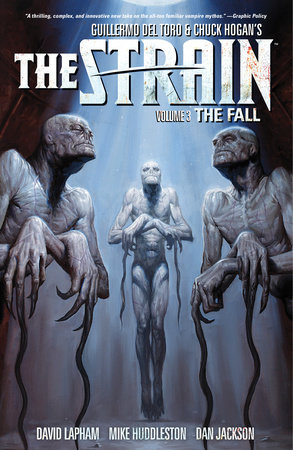 The Strain Volume 3 The Fall by David Lapham