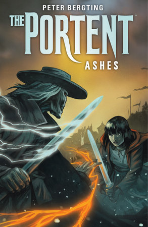 The Portent: Ashes by Peter Bergting