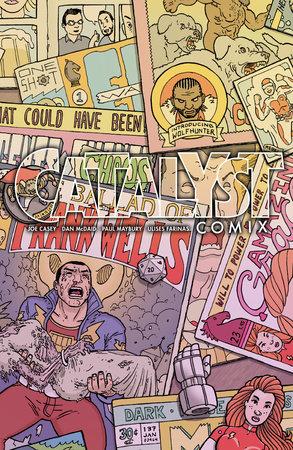 Catalyst Comix by Joe Casey