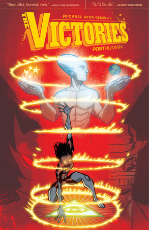 The Victories Volume 3: Posthuman by Michael Avon Oeming