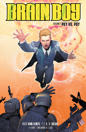Brain Boy Volume 1: Psy vs. Psy by Fred Van Lente