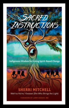 Sacred Instructions by Sherri Mitchell