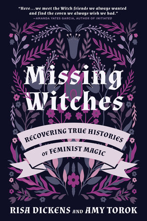 Missing Witches by Risa Dickens and Amy Torok