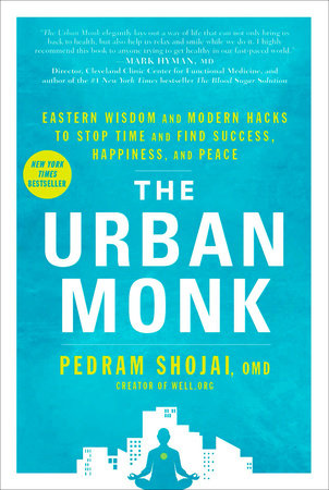 The Urban Monk by Pedram Shojai