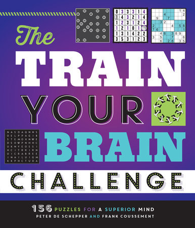 The Train Your Brain Challenge by Peter De Schepper and Frank Coussement