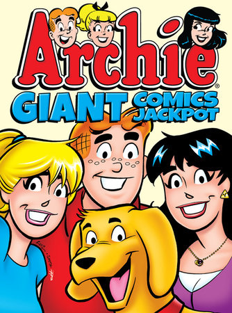 Archie Giant Comics Jackpot! by Archie Superstars